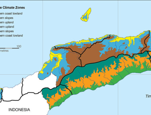 Effect of Climate Change on Rainfall- Induced Failures for Embankment Slopes in Timor-Leste
